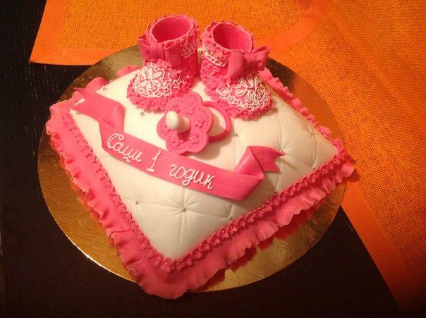 Как сделать торт на день рождения дочке
