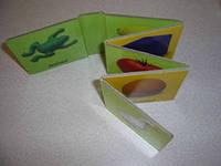 Первые слова/Цвета/Книжки-раскладушки.Эти замечательные книжки сделаны из толстого картона, чтобы нашим самым...