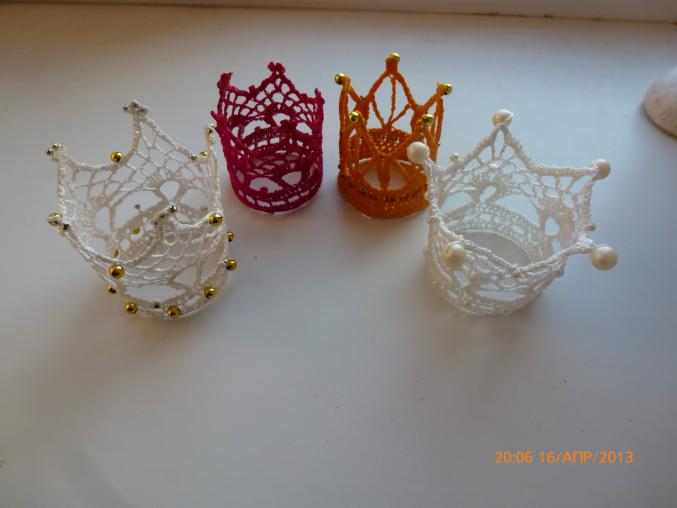 короны для принцесс