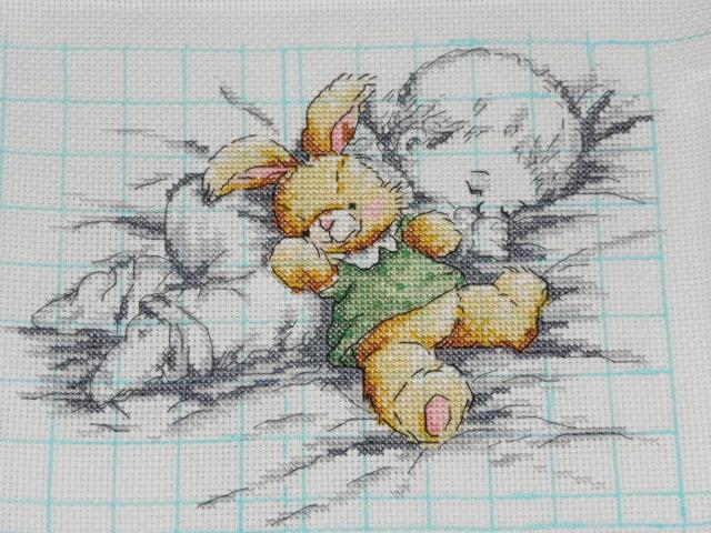пару к Спящему малышу для