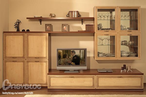 Корпусная Мебель Для Гостиной Армстронг Москва