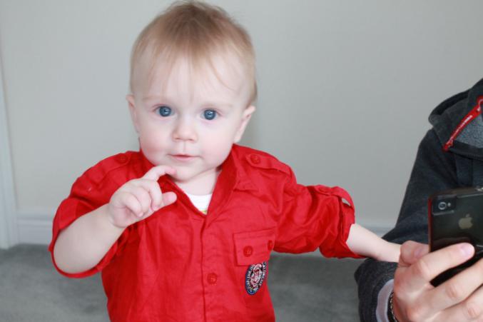 Gentlemen in red - фотосессия в красном:))) - запись ... - photo#24