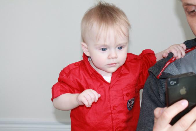Gentlemen in red - фотосессия в красном:))) - запись ... - photo#30