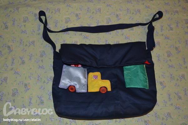 Выкройки как сшить сумку для коляски фото 887