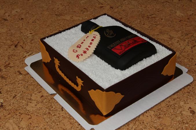Сделать торт для парня