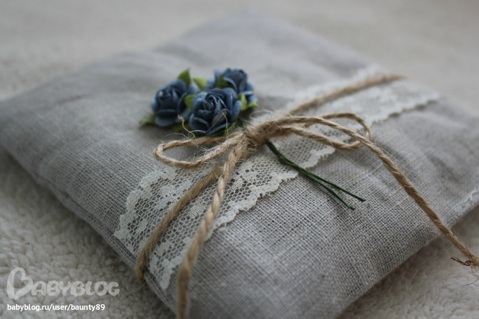 Подушки из сена своими руками