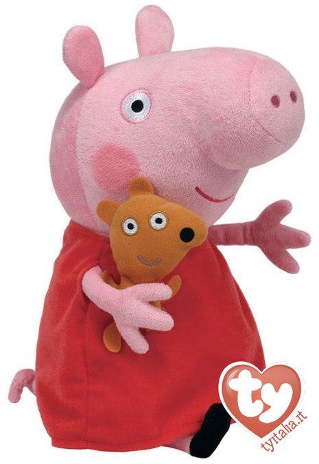 свинка пеппа своими руками мягкая игрушка выкройка бурда видео