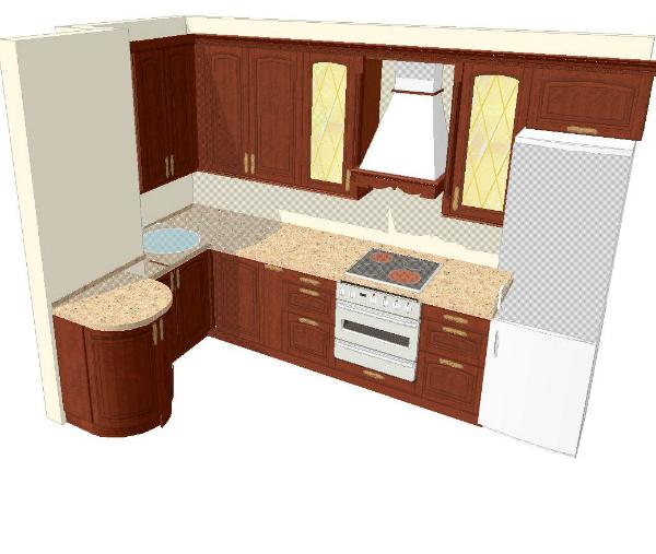 каталог плитки в кухню на пол фото