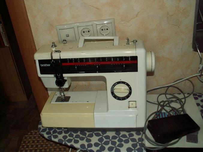 Brother vx 880 инструкция швейная машинка