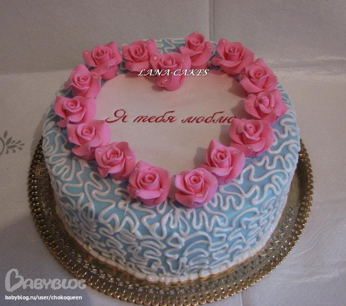 Торт для мужчины 30 лет из крема