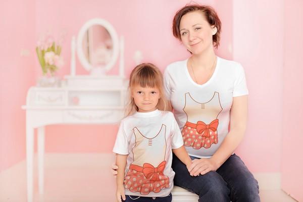выбор калачи для дочки и мамы одинаковые брат