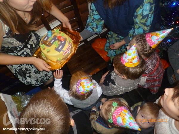Торт на день рожденье ребенка 48
