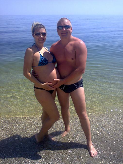 Беременность и отдых на море
