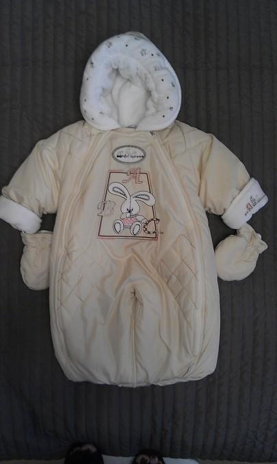 Что одевать на ножки новорожденному зимой