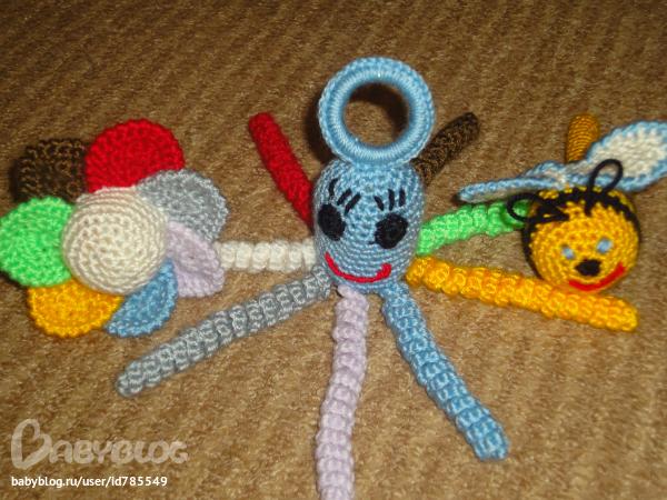 Шапки и шарфы Вязание спицами 48
