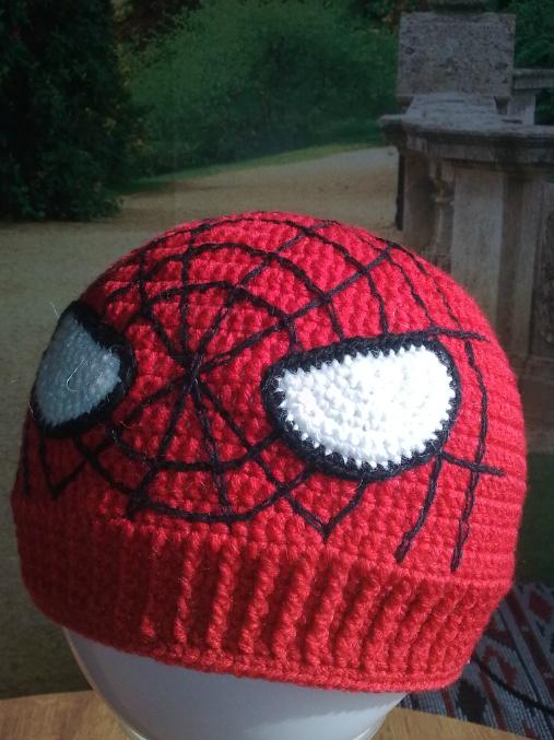 Шапочка человек-паук