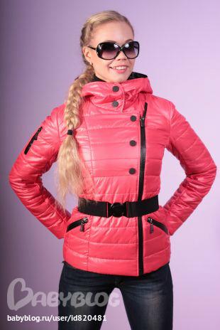 Женская Одежда Куртки Весна Осень