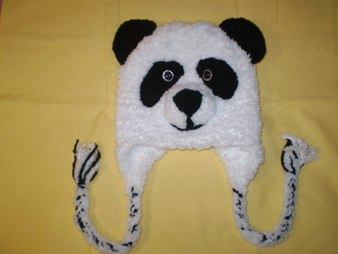 Моя панда.