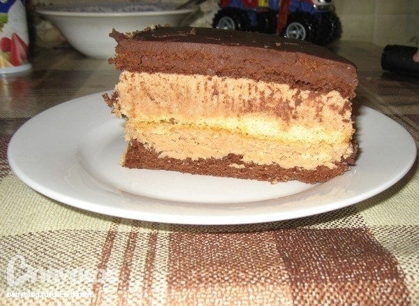 шоколадное- карамельное суфле рецепт под мастику