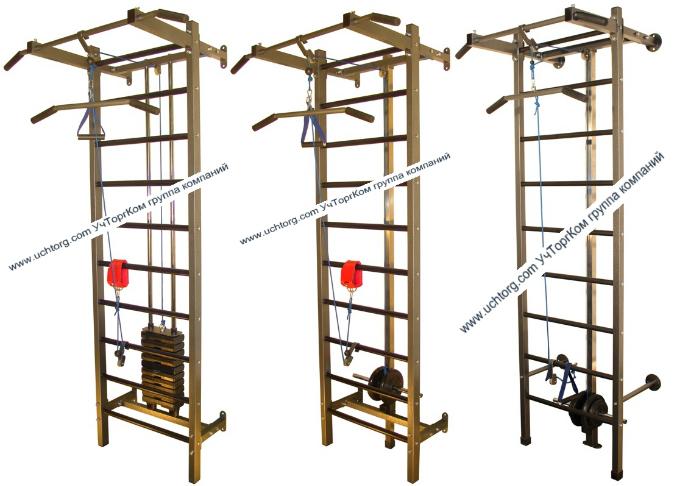 Навесное оборудование для шведской стенки