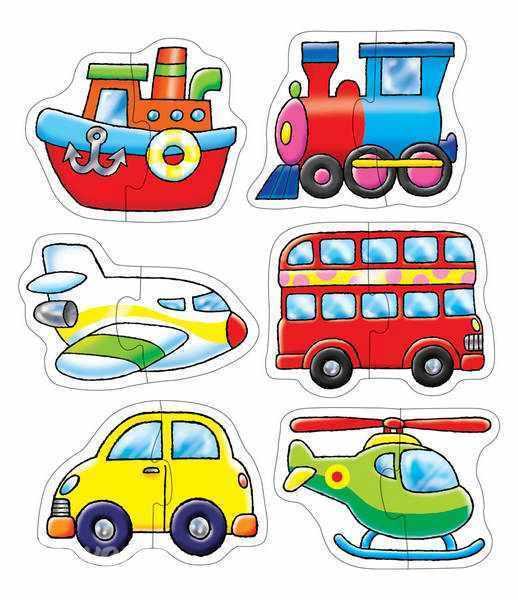 Транспорт для ребенка своими руками