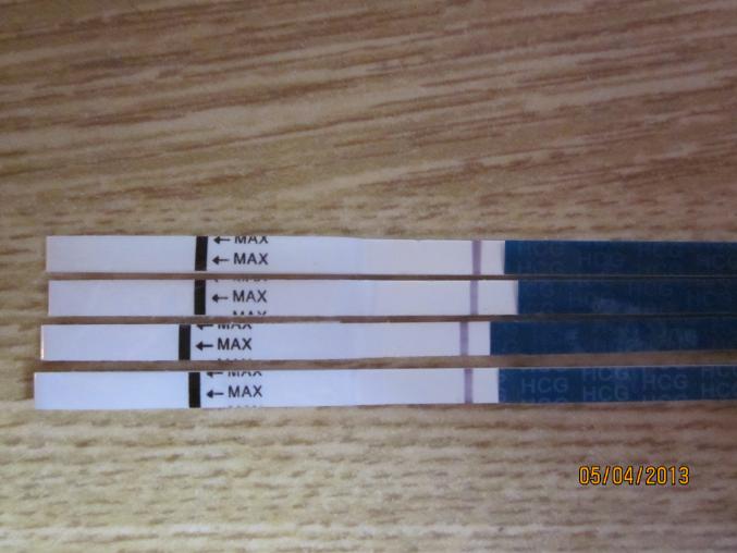 Задержка 4 дня тест отрицательный тянет поясницу - 79