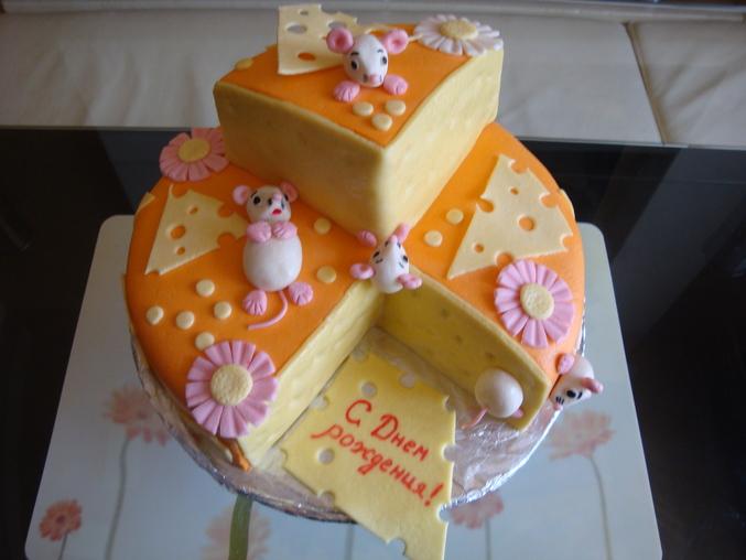 Детский торт с мастикой детский рецепт
