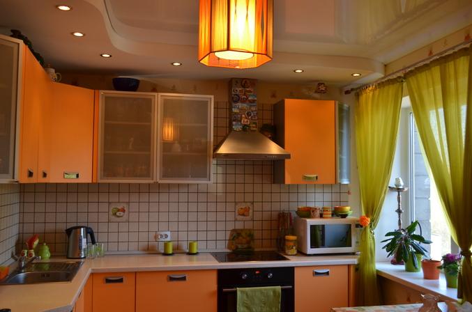 Люстры для кухни в леруа мерлен фото