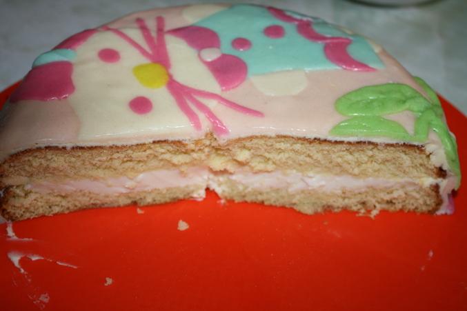 Мастика для торта какая на вкус