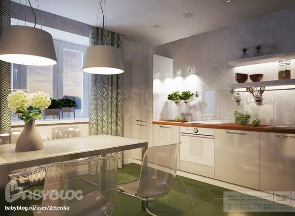 идеи для кухни 6 кв м фото