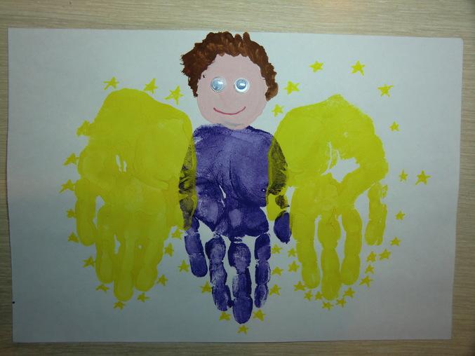 Рисунки своими руками малышей 944