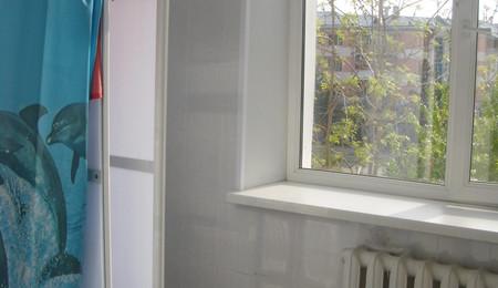 После ремонта. 3й этаж (паталогия) - туалет