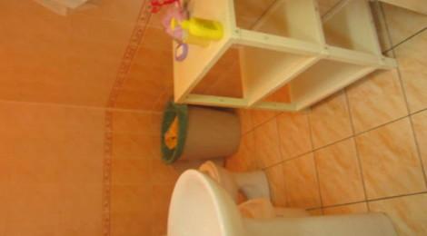 туалет в послеродовой палате на  3 этаже