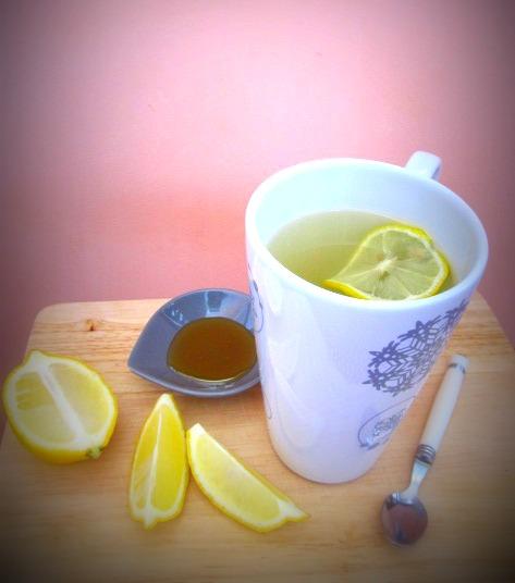 Лимонный кефир для похудения